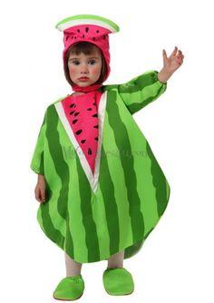 Imagen 1 del producto BABY WATERMELON COSTUME