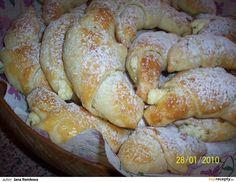 Czech Recipes, Pretzel Bites, Sweet Recipes, Ham, Food To Make, Sausage, Delish, Bakery, Dessert Recipes