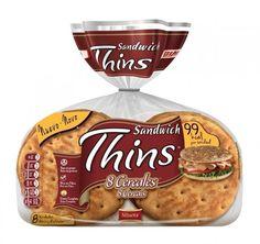 Sandwich Thins de BIMBO, sólo 99 calorias - http://www.conmuchagula.com/2014/06/05/sandwich-thins-de-bimbo-solo-99-calorias/?utm_source=PN&utm_medium=Pinterest+CMG&utm_campaign=SNAP%2Bfrom%2BCon+Mucha+Gula