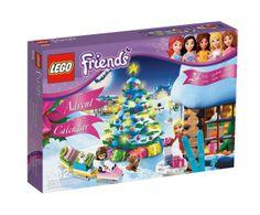 Lego Friends Advent Calendar http://www.perfect-gift-store.com/advent-calendars-for-kids.html