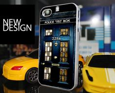 tardis sherlock holmes for iPhone 4 iPhone 4s by dereucharld