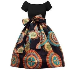 How To Wear Belts - D'IYANU (dee-ya-nu) is a ready-to-wear bold print clothing line offering quality, trendy African inspired fashion at affordable prices. W - Discover how to make the belt the ideal complement to enhance your figure. African Dresses For Women, African Attire, African Wear, African Fashion Dresses, Ghanaian Fashion, African Style, African Outfits, Ankara Fashion, African Inspired Fashion