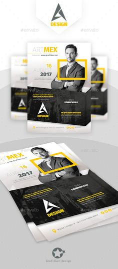 Creative Business Flyer Template Psd … | Pinteres…
