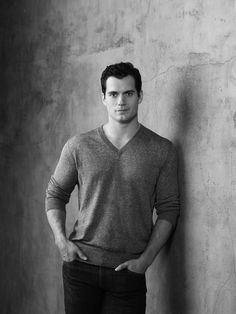Henry Cavill for USA Today