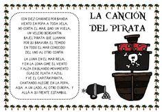 """Plastificando ilusiones: Poesía """"La canción del pirata"""" de Espronceda Pirate Theme, Pirate Party, Under The Sea Party, Pirates Of The Caribbean, Summer School, Acting, Classroom, Education, Google"""