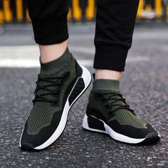 27c49a20 OBBVY-Soft Sole Sneakers Breathable Mesh Shoes Wolle Kaufen, Nike Free,  Adidas Turnschuhe