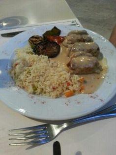 Restaurant: Kipos ton Gefseon 8 Chrisostomou Av, Heraklion, Crete, Greece