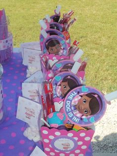 Doc McStuffins Birthday Party Ideas | Photo 41 of 49 | Catch My Party
