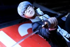 REIKA(reika2011) Protagonist Cosplay Photo - WorldCosplay