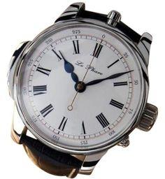 de3ca72e8837 Le Phare Vintage Quarter Repeater And Chronograph Mens 1900s Watch J807