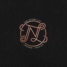 diseño de encargo de la insignia / logotipo por PastelFeatherStudio