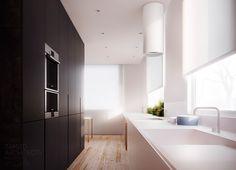Single family house interior design, łódź | TAMIZO ARCHITECTS