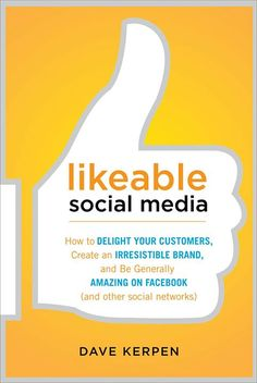 Finished this #book the other day. Really enjoyed it from to back. Dave Kerpen really made it interesting and easy to follow.  If anyone is interested in learning more about using social media especially #facebook I would highly suggest this book!  Have you read any good books on social media? I'd love to get some recommendations if you have!  #yeg #epl #library #read #reading #books #edmonton Likeable Media