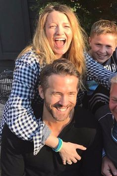 Ryan Reynolds and Blake Lively Post Their First Joint Photo After Welcoming Baby No. 2