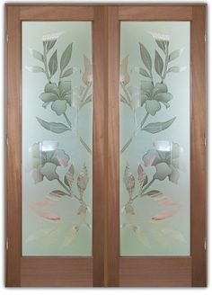 1000 Images About Double Entry Doors Frosted Glass