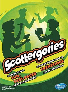 Scattergories édition 2014