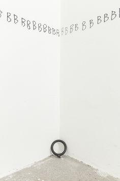 50 partitions / Exposition du 14 décembre 2012 au 26 janvier 2013 / © Baptiste Coulon & Rebecca Bowring