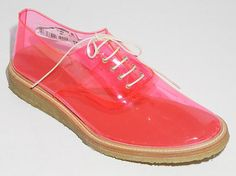Marc Jacobs Men's -- s/s 2013  (translucent nylon in bold colors.)