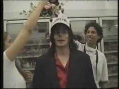Michael Jackson - Funny Moments, Part 2 - YouTube