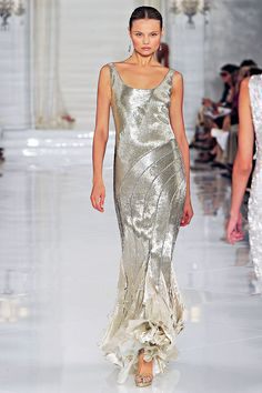 Ralph Lauren Spring 2012 RTW - Review - Fashion Week - Runway, Fashion Shows and Collections - Vogue