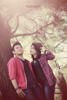Pian Photography: Prewedding Outdoor Tangerang :: Ringga & Widy ::