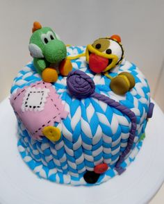 Post with 71 votes and 5016 views. Shared by Excited for Poochy & Yoshi's Woolly World! Harry Birthday, Thomas Birthday, 9th Birthday Parties, Baby Boy Birthday, Birthday Fun, Birthday Party Decorations, Birthday Ideas, Yoshi's Woolly World, Super Mario Party