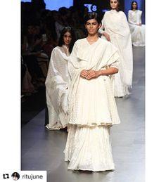 Ritu j for @shahgaurang #Repost @ritujune with @repostapp  Lakme fashion week 2017 Gaurang Shah #fashionmodel #newgeneration #athlete #juneslife