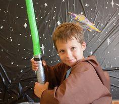 Jedi Photo Booth