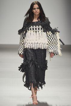 Central Saint Martins A/W Autumn Winter 15-16 London Fashion Week