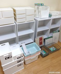 ニトリとアイリスオーヤマのカラーボックスの比較ブログ画像 Japanese Home Design, Japanese House, Boy Room, Kids Room, Asian Room, Open Wardrobe, House Entrance, Closet Organization, Getting Organized