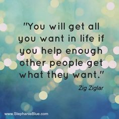 Love Zig Zigler. Suc Love Zig Zigler. Such an inspirational man. https://www.pinterest.com/pin/445082375655219130/ Also check out: http://kombuchaguru.com