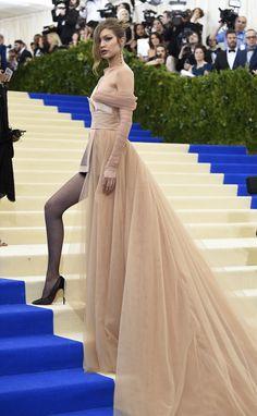 Gigi Hadid at the Met Gala  #Toronto #NY #LA #London #MetGala #AMPTalent