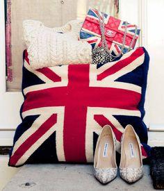Union Jack'd.