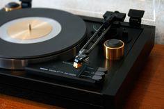 """Yamaha - PF-1000 ,Vintage Audiophile Turntable"" !... http://about.me/Samissomar"