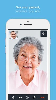 """Doxy.me App Doxy.me (""""doc see me"""") is a beautifully simple and easy way for clinicians to meet with patients remotely. Clinicians simply share their personalized room URL (e.g. doxy.me/DrWelch) with a patient to start a meeting."""
