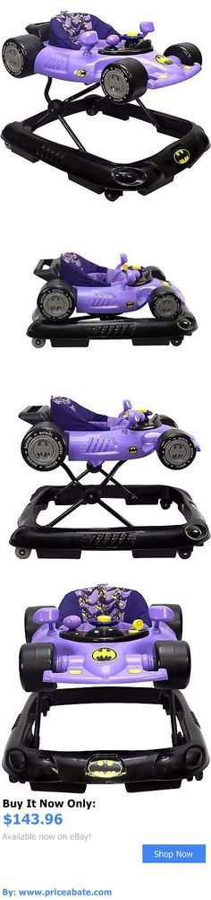 baby kid stuff: Baby Walkers With Wheels Batman Boys Girls Kids Activity Toy Car Learning New BUY IT NOW ONLY: $143.96 #priceabatebabykidstuff OR #priceabate