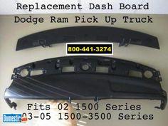 New Dodge Ram 1500 2500 Truck Custom Smoke Dark-Gray Dashboard Dash Cover 94-97