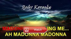 karaoke robbie williams she's madonna  Versione karaoke ed un p alternativa di un brano conosciuto