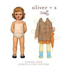 School Days Jacket and Coat: Digital
