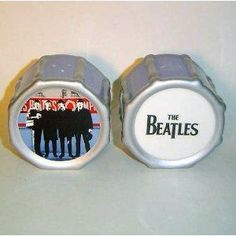 Beatles Salt and Pepper Shakers
