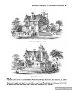 Victorian_Houses_and_their_Details4 | Скачать книгу Victorian Houses and their Details в отличном качестве | ARTeveryday.org
