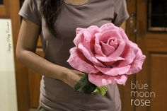 Best 11 Free Crochet Pattern with tutorial This project belongs to very easy, slowly step by step with written instructions you will crochet your own cozy rose.Best 12 Crochet Flower Pattern for a large Blue Moon Rose by Happy Patty Crochet – Skill Crochet Puff Flower, Crochet Flower Patterns, Knit Patterns, Crochet Flowers, Rose Patterns, Blue Moon Rose, Rose Flower Arrangements, Crochet Wedding, Crochet Diagram