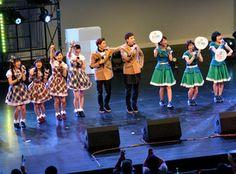 2015年12月12日、日韓アイドルコンサートにお邪魔しました。記事はこちら→ http://www.asahi.com/articles/ASHDF046HHDDUOHB00P.html