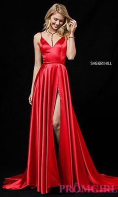 Slender Figure Prom and Homecoming Dresses - PromGirl