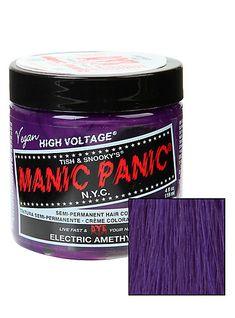 Manic Panic Electric Amethyst Classic Cream Hair DyeManic Panic Electric Amethyst Classic Cream Hair Dye,