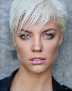 Short Hair Cuts For Women, Short Hairstyles For Women, Short Hair Styles, Short Pixie Cuts, Short Bobs, Cute Pixie Haircuts, Pixie Hairstyles, Blonde Hairstyles, Short Haircuts