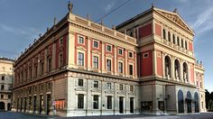 Musikverein, Vienna - The famous main concert hall in the Musikverein is considered to be the best concert hall in world by many.   Every year, on the morning of January 1, the New Year's Concert of the Vienna Philharmonic is followed worldwide by more than a billion people. (Photo: Maximilian Just)