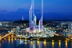 Dream Hub Yongsan IBD development in Seoul