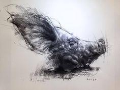 Zin Limit – Paintings – DESIRE