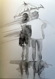 Couple #couple #love #drawing #art #romantic #art #aquarelle #paint #hups #crazyart #funny #f4f #artist #fantasy #imagination #fun #painting #nightart #crazy #arts_help